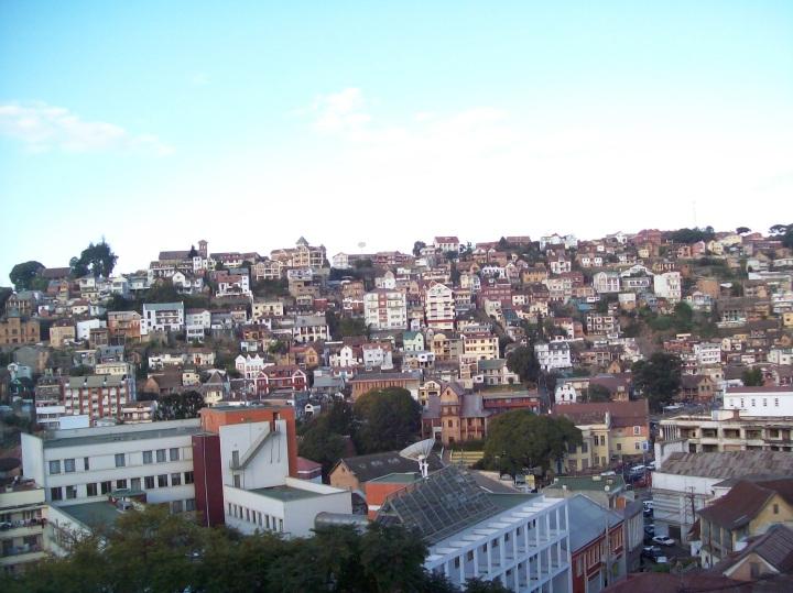 July 2011: Antananarivo,Madagascar