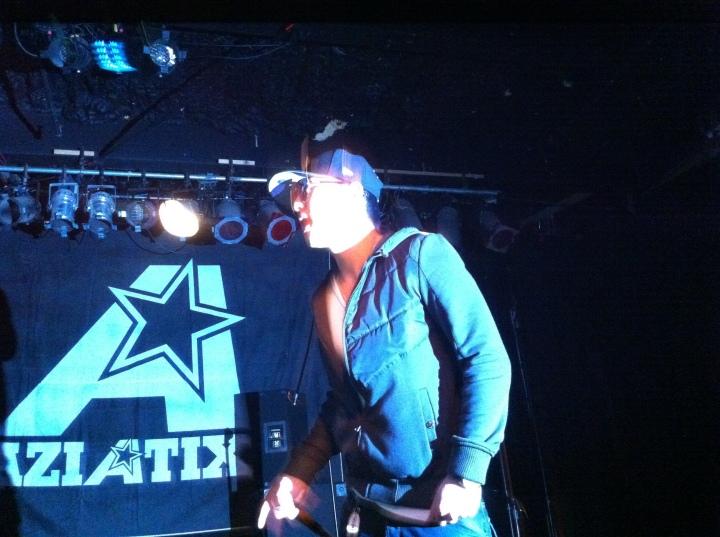 Aziatix Concert in Dallas!3/17/2012