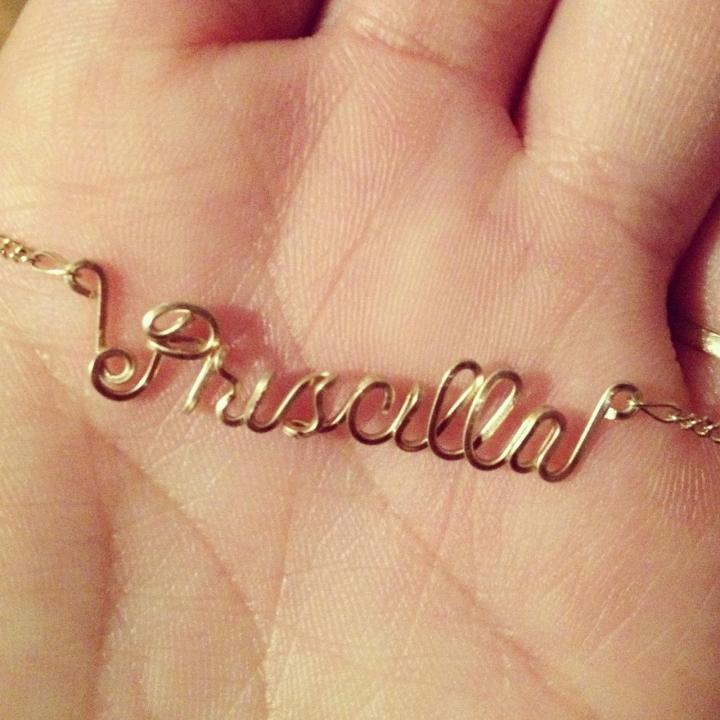 Went to the Renaissance.Got a necklace &...