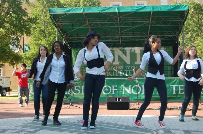 """Danced to TVXQ's """"Mirotic"""" in the second Korean Festival at my university"""