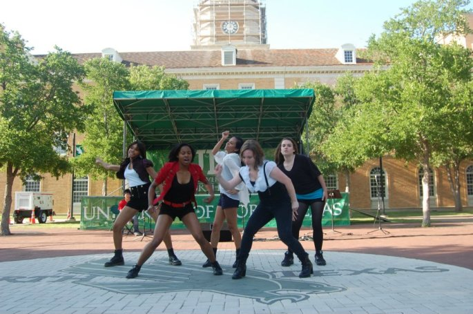 """Danced to SNSD's """"The Boys"""" in the second Korean Festival at my university"""