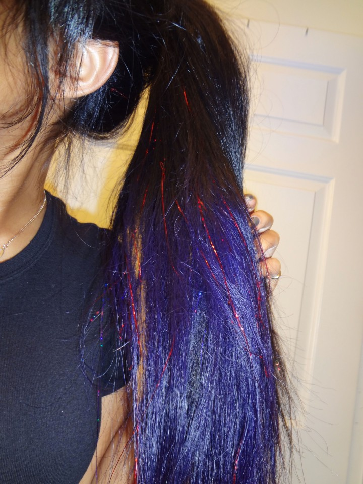 How I Got My Purple Hair