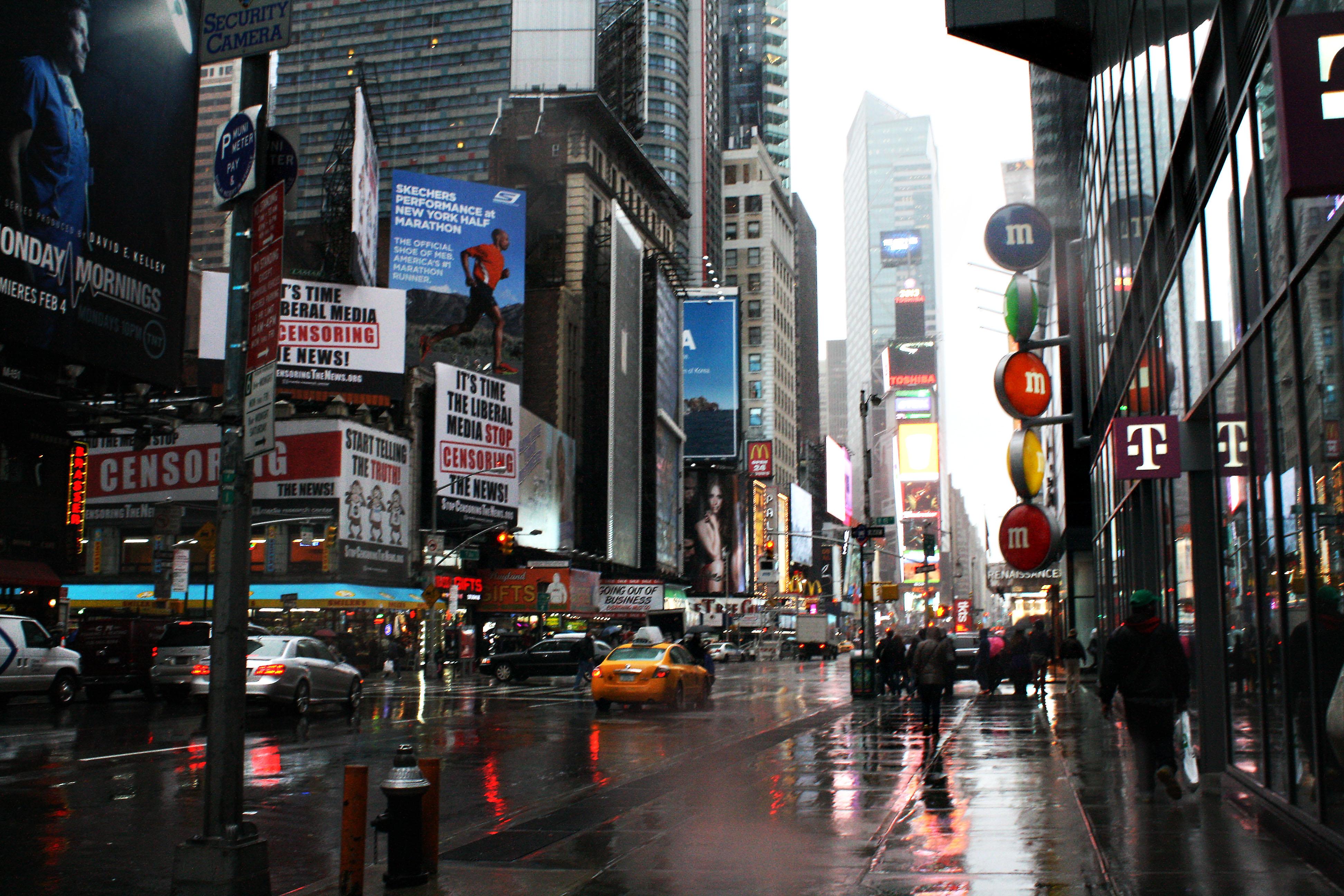 Travel Time New York